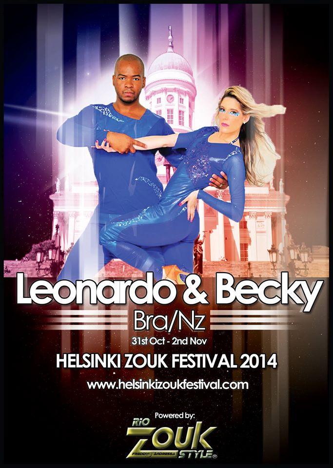 Helsinki Zouk Festival 2014- Finland