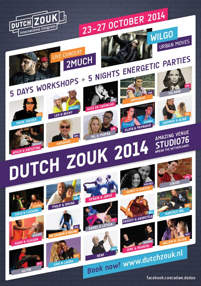 Dutch Zouk Congres