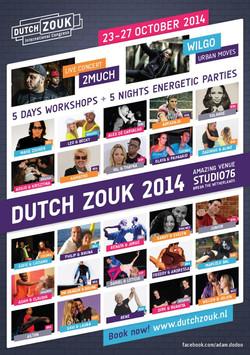 Dutch Zouk Congres