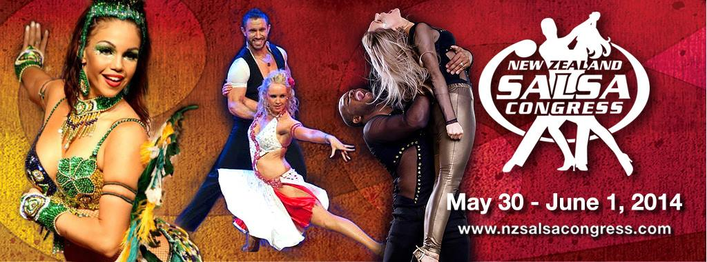 New Zealand Salsa Congress