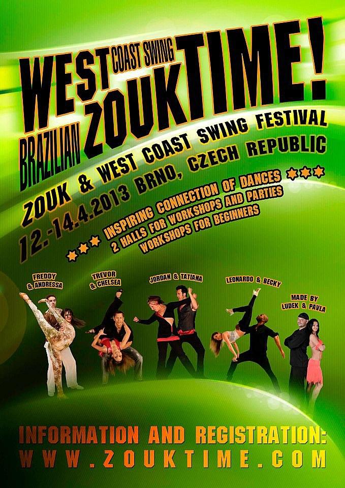West Zouk Time - Czech