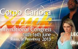 Corpo Carioca Congress - Russia