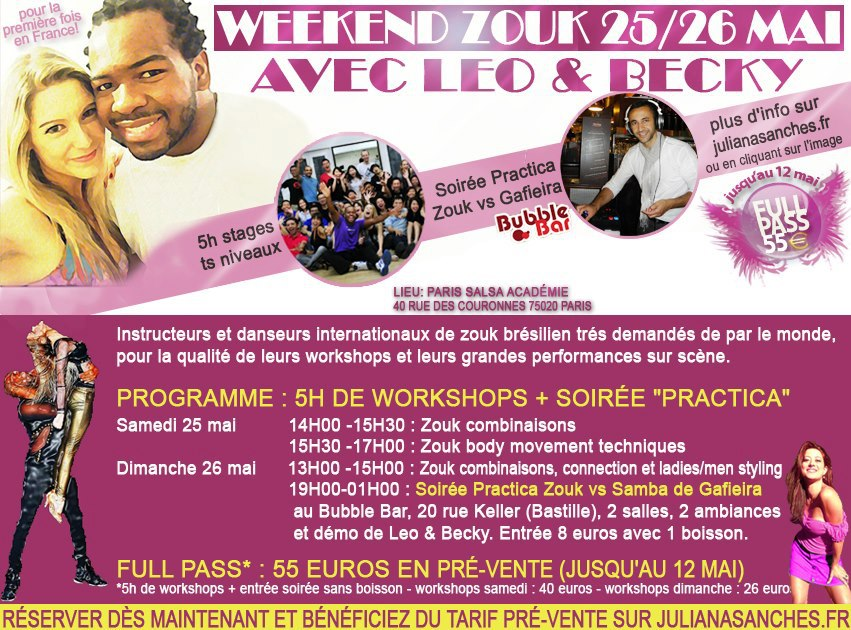 Workshop - Paris