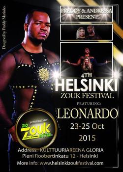 Helsinki Zouk Festival 2015- Finland