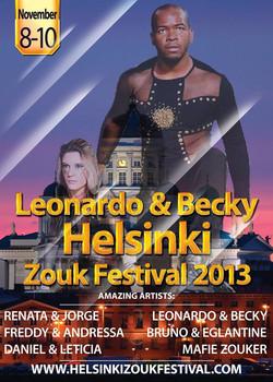 Helsinki Zouk Festival 2013