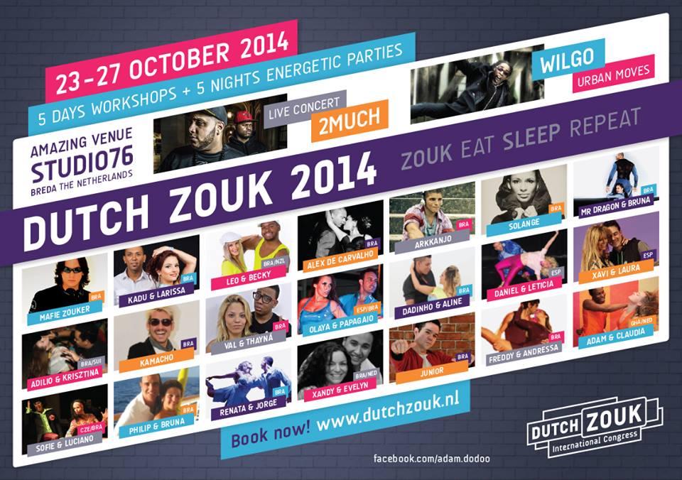 Dutch Zouk Congress - Holland
