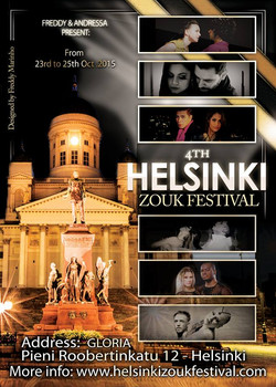 Helsinki Zouk Festival 2015