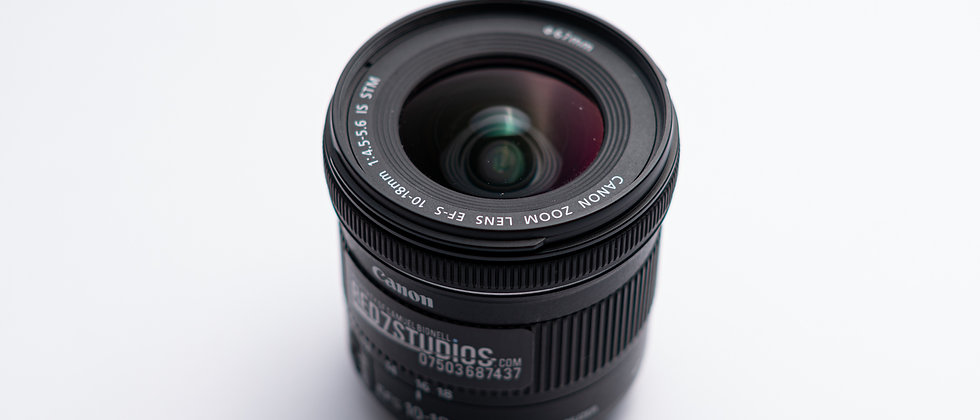 Canon 10-18/4.5-5.6 EFS