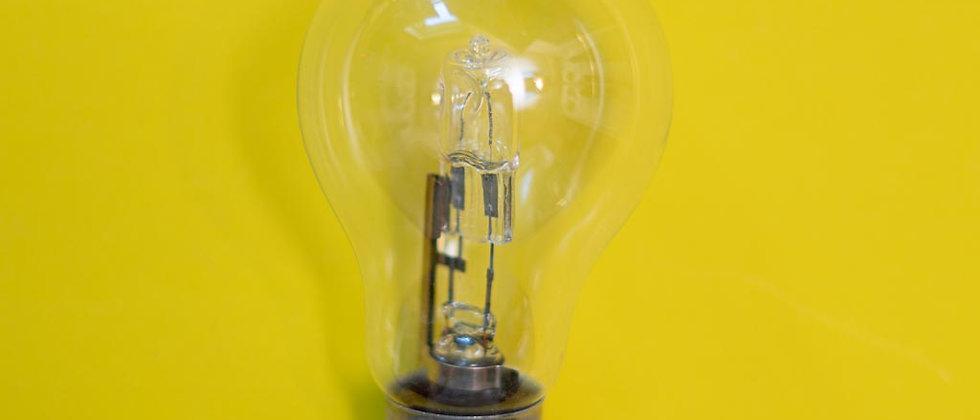 Various Household Bulbs (E27, B22)