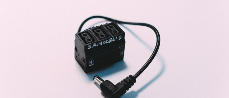 DC D-Tap Splitter
