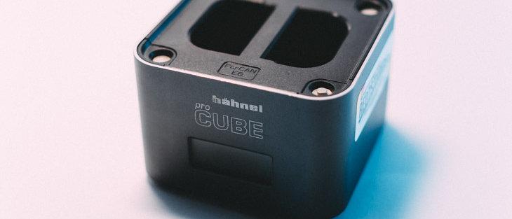 LP-E6 Cube Charger