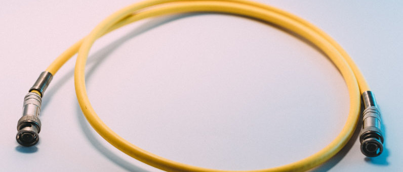 SDI Cable YLW (Super Tough)