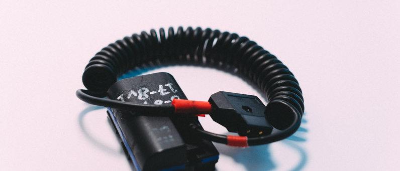 LP-E6 Dummy Batterie D-Tap