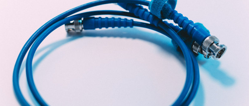 Short SDI Cable