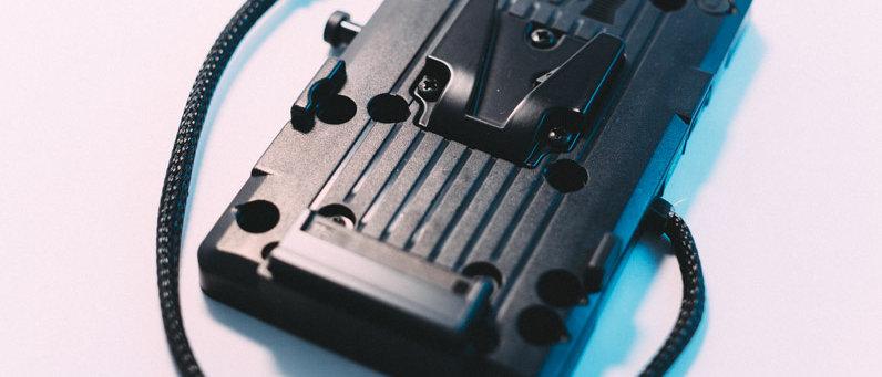 V-Lock Battery D-Tap Plate