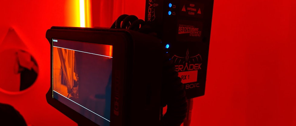 SmallHD 502B Wireless Monitor (Sony BP 14v Batteries)
