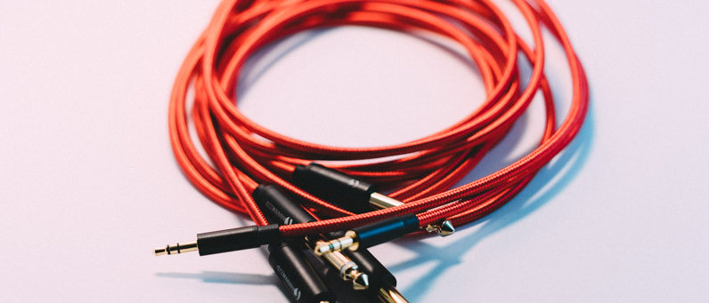 3.5mm to Dual 6.3mm TR Connectors