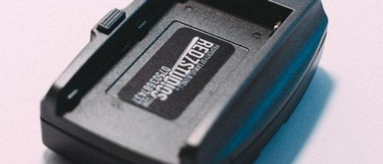 Sony NP-F550 BatteryPlate D-Tap Splitter