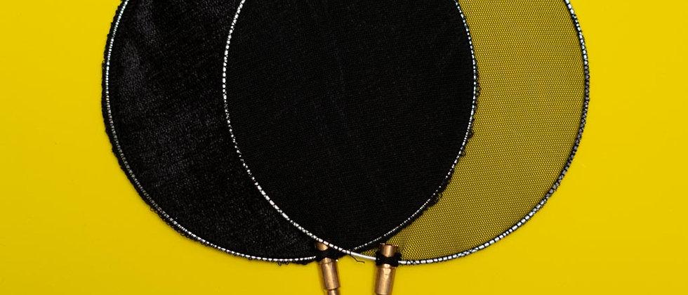 Finger and Dots Kit (Black, Nets)