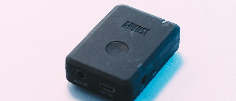 August 3.5mm Bluetooth Transmitter