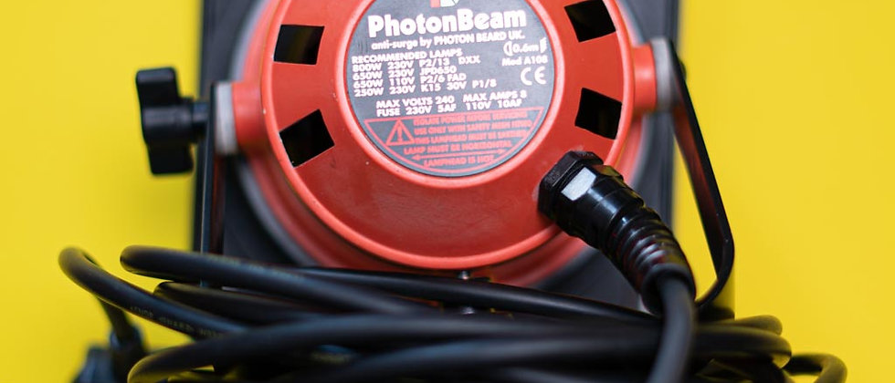 Photon Beard 800w RedHead