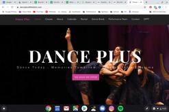 DancePlus Website