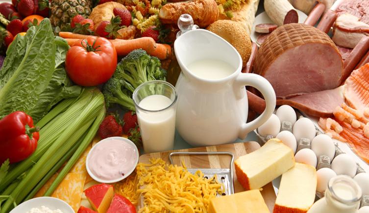Pestrá strava a zdravá výživa