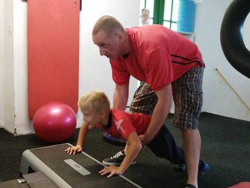 Děti a základní pohybová aktivita