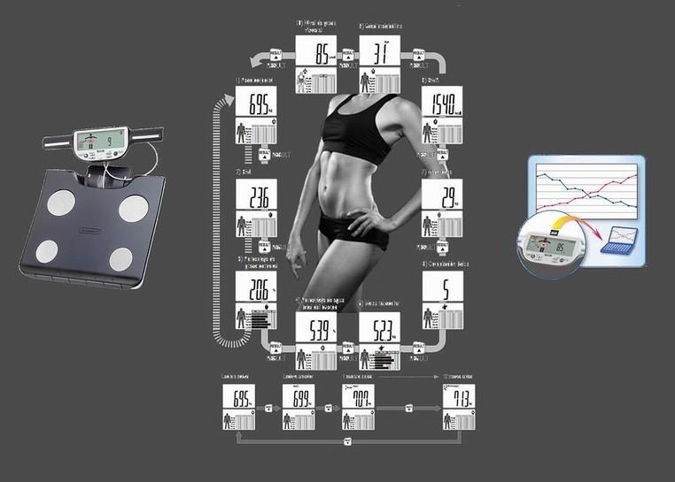 Analýza tělesné kompozice