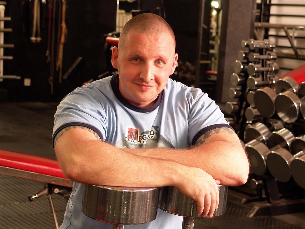 Autor článku: osobní trenér Jiří Lenikus