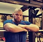Osobní trenér fitness Tomáš Brychta