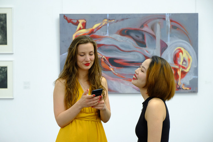 Exhibition at ChuShang Gallery