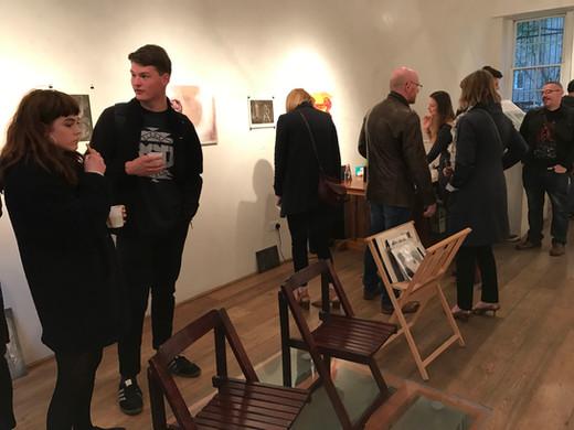 Exhibition at Veneer