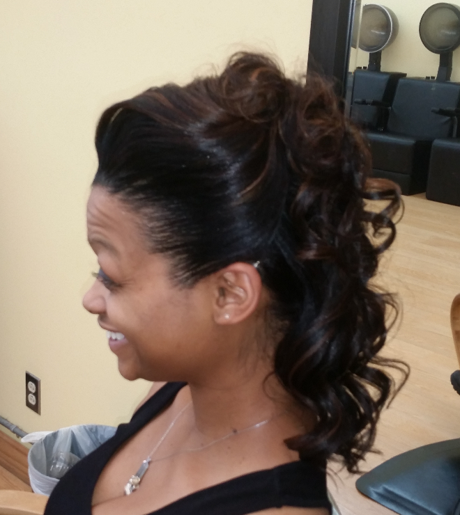 Body curls w/pin-up