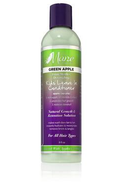 Green Apple Fruit Medley Detangling KIDS Leave-In Conditioner