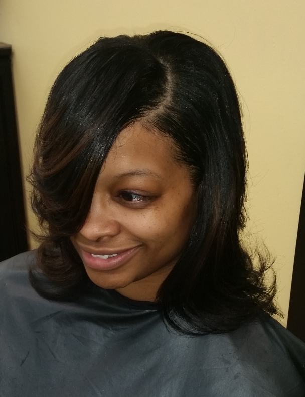 Long Layers w/highlights