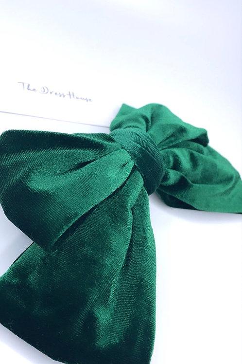 Pippa green (velvet)