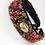 Thumbnail: Rita red/gold hairband