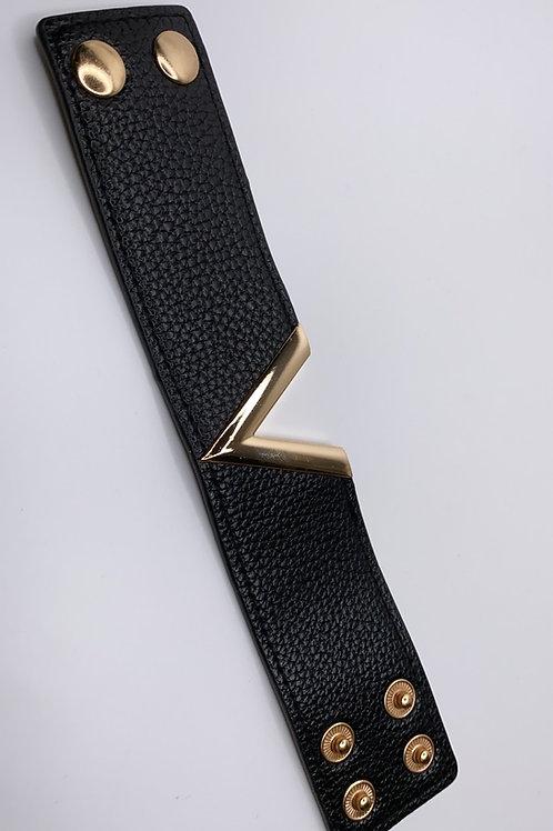 V cuff (black)