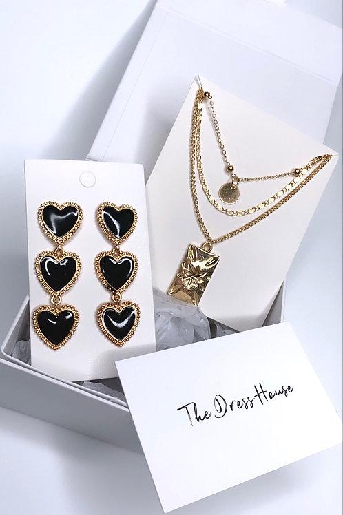 Charlotte gift set