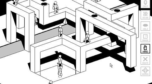 Shadow-dependent Field