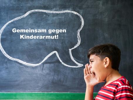 Gemeinsam gegen Kinderarmut!