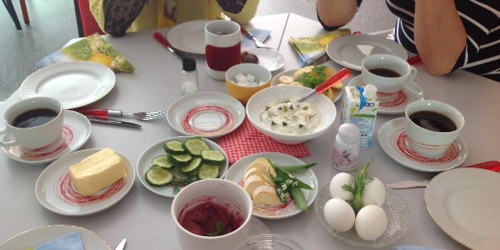 Familienpolitisches Frühstück