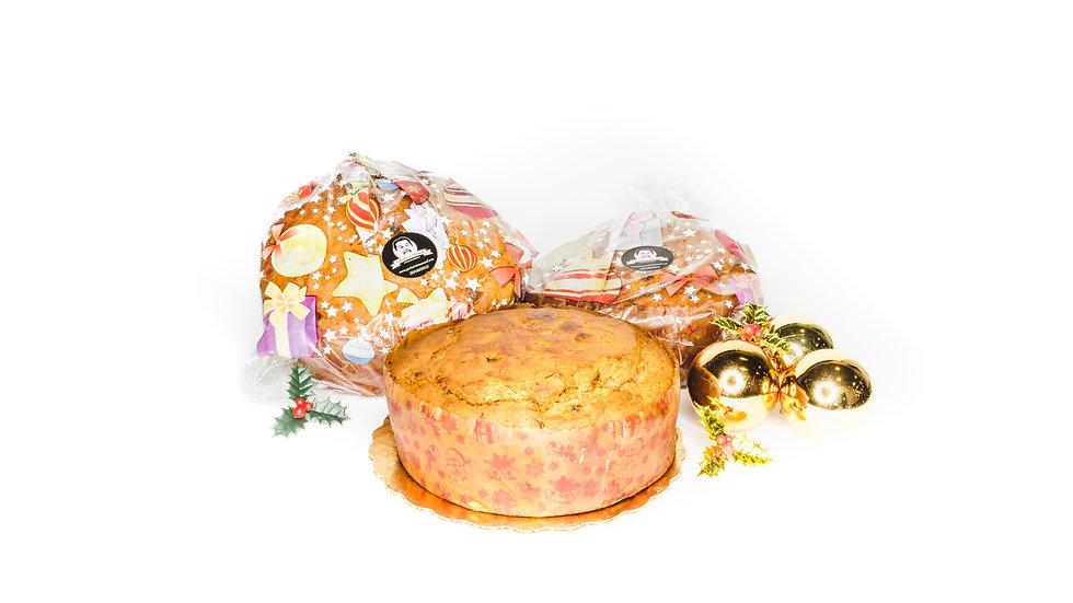 Christmas Bread (Pan de Pascua)