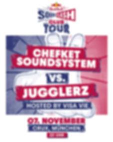 Red Bull Soundclash Club Tour 209