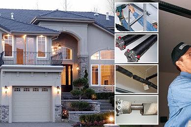 $125 For $150 Toward Garage Door/Opener Repairs