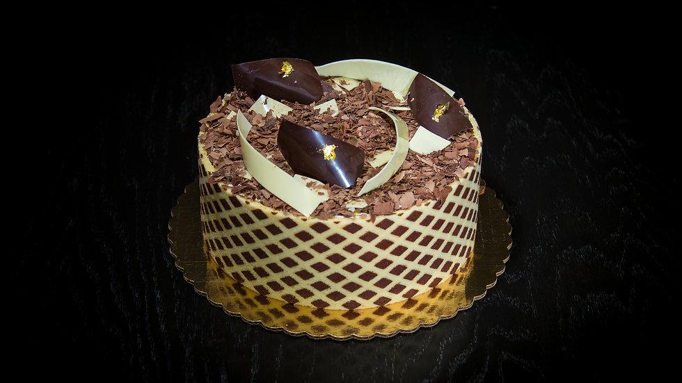 Dark& White Chocolate Mousse
