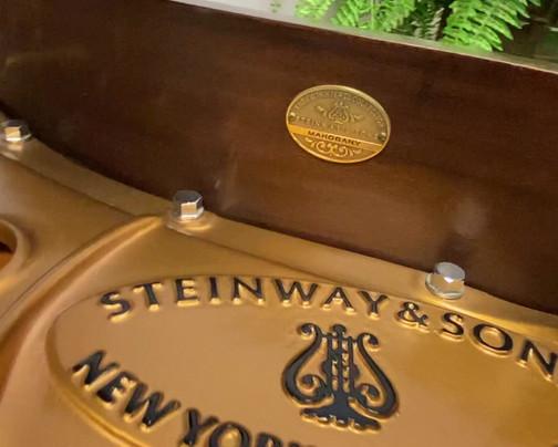 Steinway, Model M