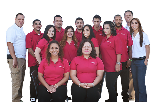 Cleaning Orlando | Staff