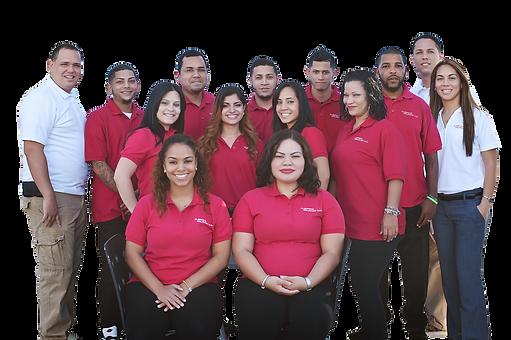 Cleaning Orlando | Staff